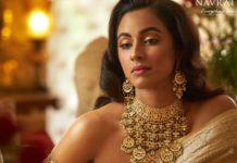 bridal polki diamond jewellery set