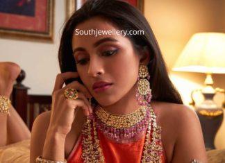 bridal polki jewellery by navrathan