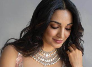 kiara advani in polki diamond necklace (1)
