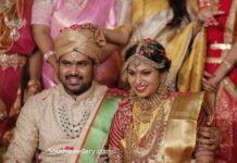 kodi rama krishna daughter wedding jewellery
