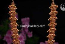 lakshmi haram by pmj jewels