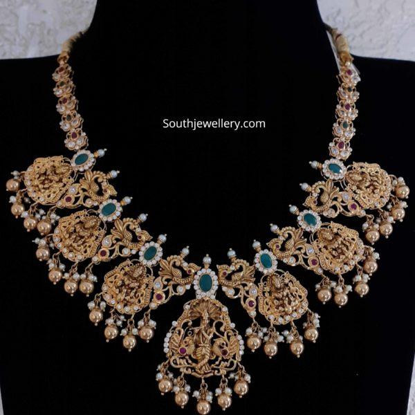 latest temple jewellery designs 2020