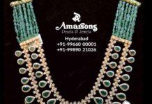 emerald polki step haram