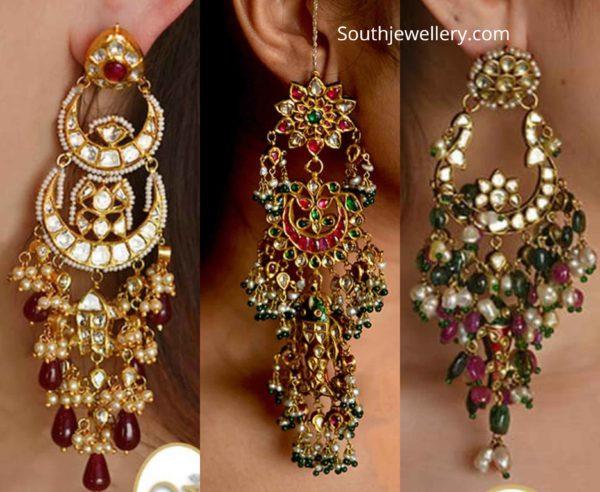 guttapusalu earrings by vithaldas jewellers