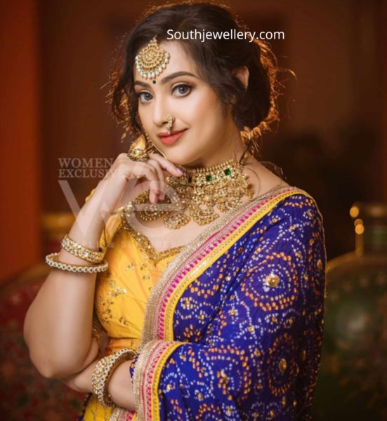 meena in jcs jewel creations jewellery