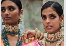 polki emerald jewellery by kishandas co