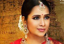 bridal diamond ruby necklace set