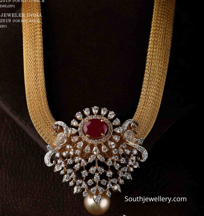 Gold Necklace Latest Jewelry Designs Indian Jewellery Designs