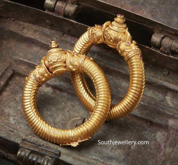 gold simha kada