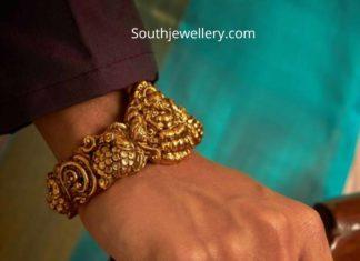 lakshmi kada and ring