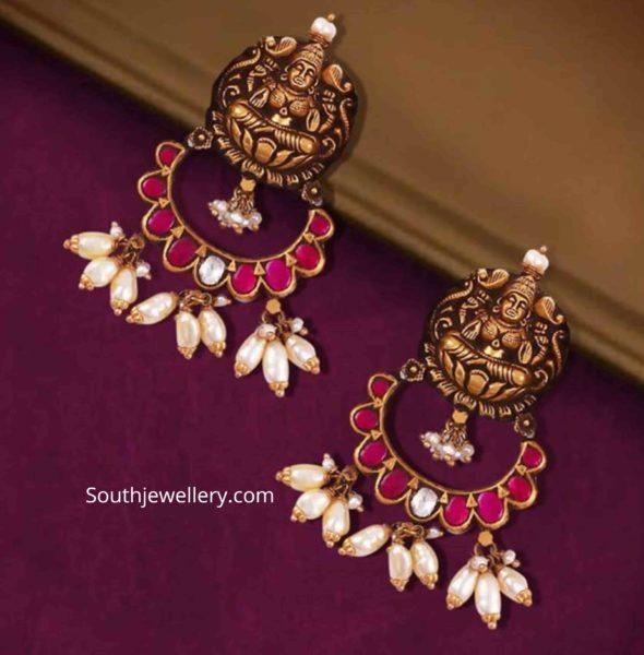 latest temple jewellery designs 2020 (2)