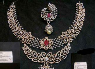 multi purpose detachable diamond necklace