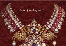 polki diamond necklace mangatrai