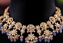 polki diamond pacchi necklace