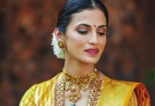 shilpa reddy in kundan jewellery (2)