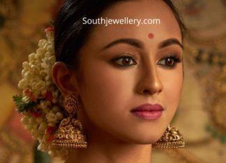 temple necklace designs