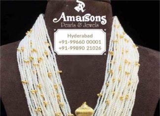 ksea pearls necklace