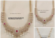 detachable diamond necklace