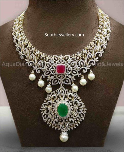 diamond necklace (2)