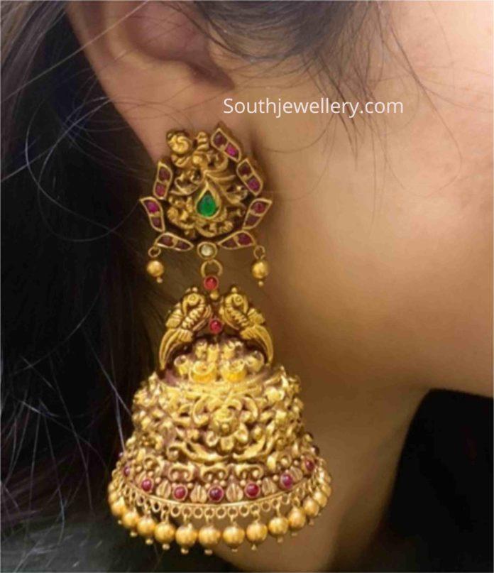 gold buttalu designs