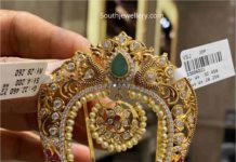hair ornaments for brides