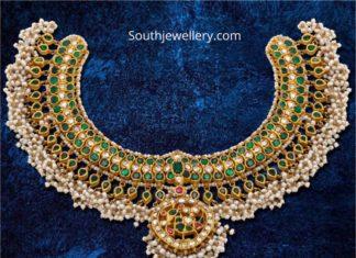 kundan guttapusalu necklace (2)