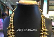lakshmi gold haram