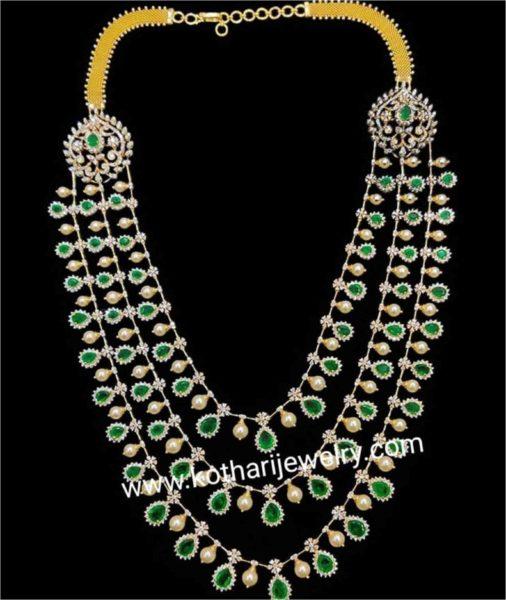layered diamond emerald haram (1)