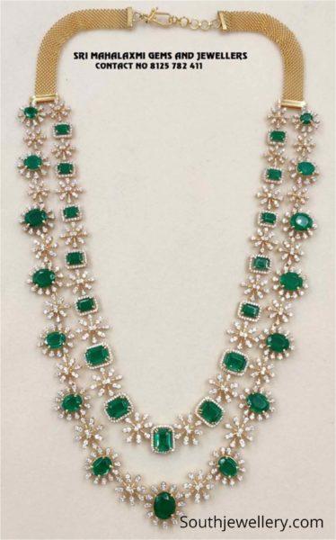 layered diamond emerald haram (2)