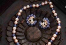 tanzanite beads necklace (1)
