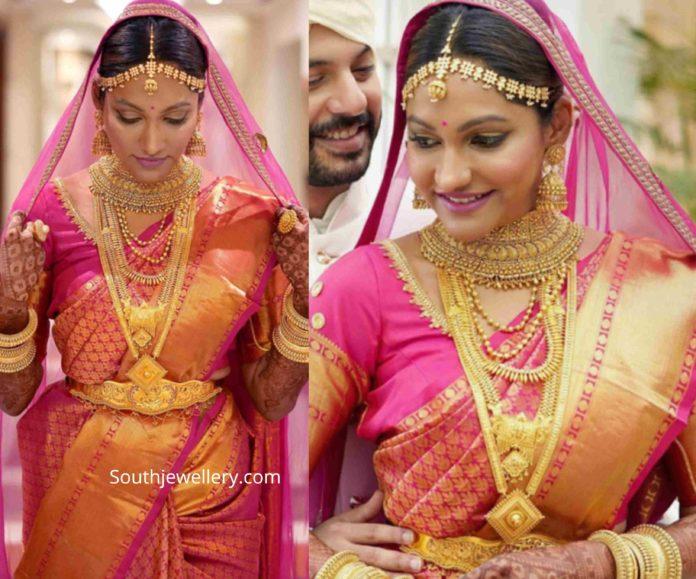 celebrity stylist eesha amiin wedding jewellery