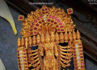 dashavatharam pendant