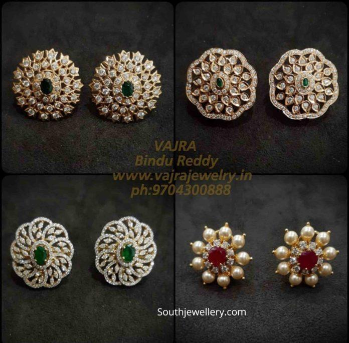 diamond stud designs