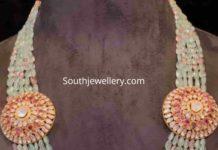 emerald beads mala (2)