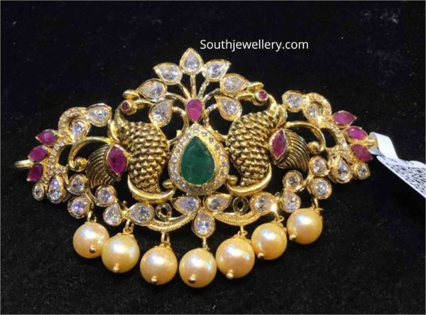 gold choker plus vanki designs (4)
