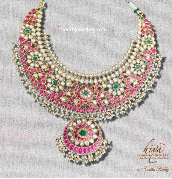 kundan necklace (2)