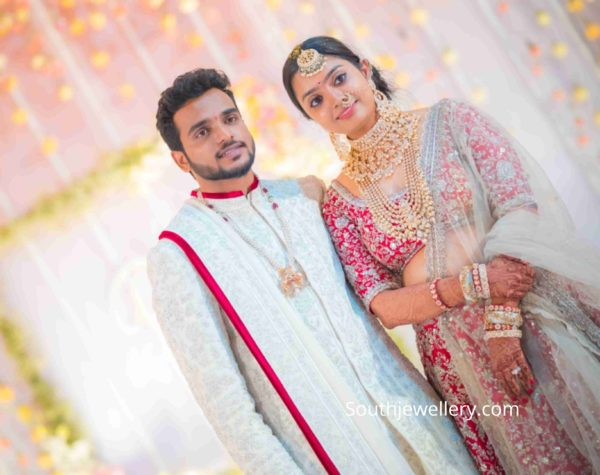 lagadapati rajgopal daughter engagement (1)
