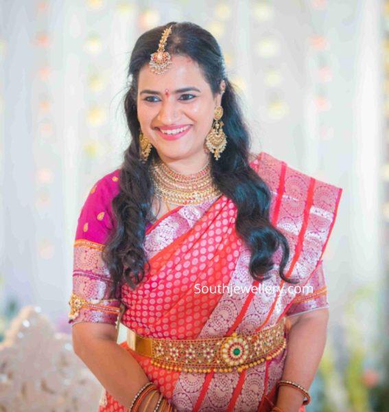 lagadapati rajgopal wife janaki rajgopal jewellery