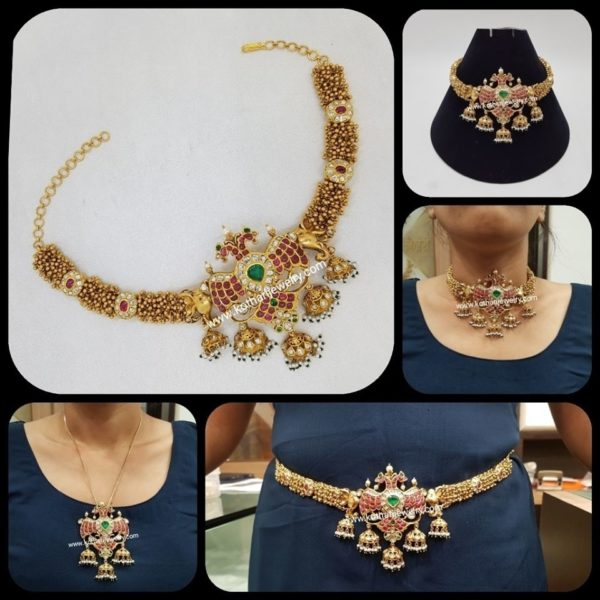 latest indian jewellery designs 2020 (2)
