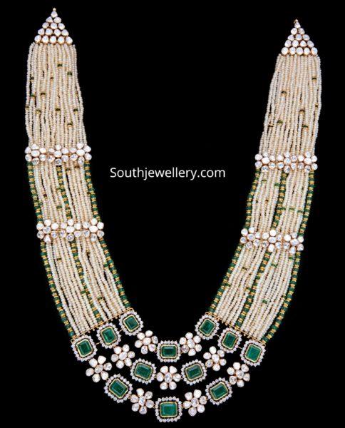 multiple string pearl haram