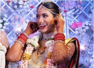 shalini kandukuri wedding jewellery