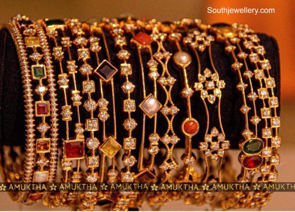 diamond bangle designs
