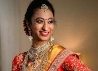 diamond jewellery set bride