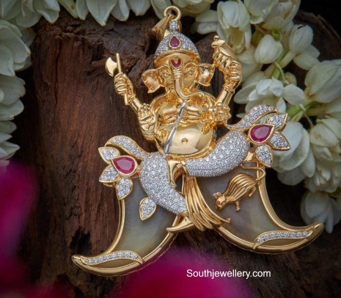 ganesh puligoru pendant (2)