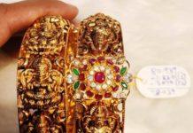 lakshmi gold kadas 80 grams
