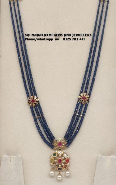 light weight beads necklace designs (1)