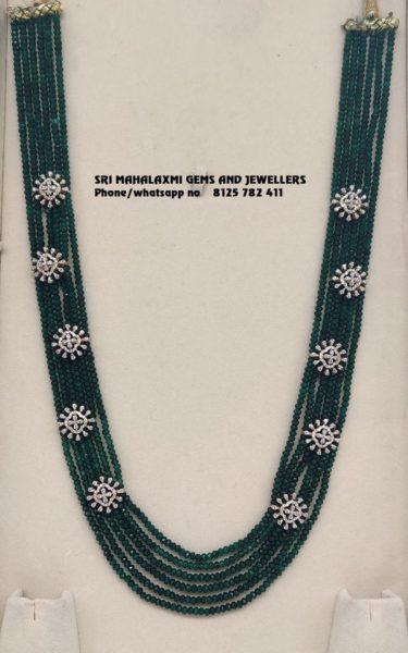 light weight beads necklace designs (3)