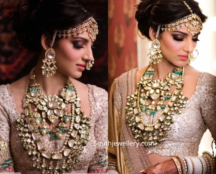 miheeka bajaj wedding jewellery (4)