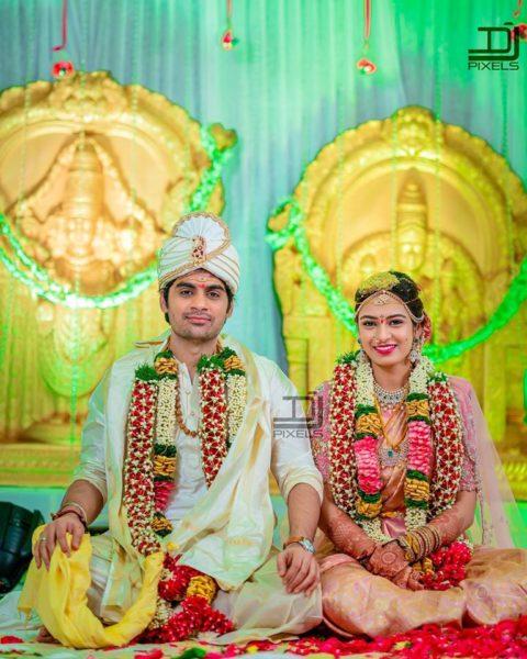 saaho director sujeeth pravallika wedding photos (3)