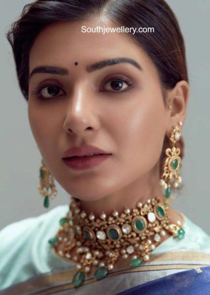 samantha akkineni jewellery rana wedding (1)